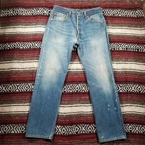 Levi's 501xx Made In USA